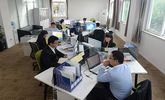 哲华办公室局部