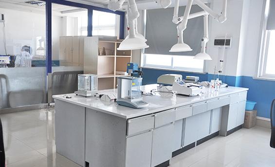 上海哲华化工材料有限公司二号实验室